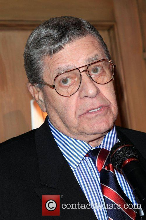 Jerry Lewis and Lifetime 8
