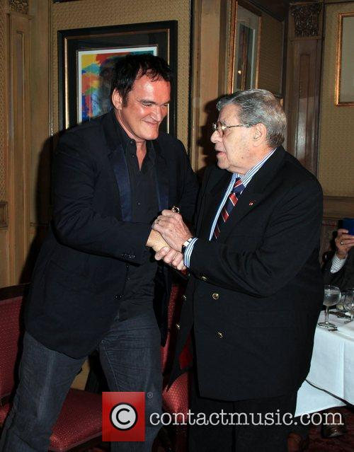 Quentin Tarantino, Jerry Lewis and Lifetime 6