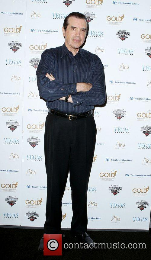 Chazz Palminteri, Celebration and Las Vegas 1