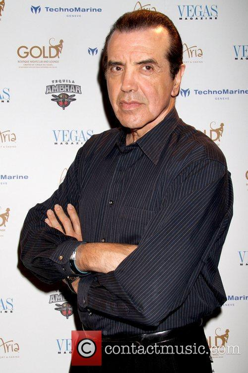 Chazz Palminteri, Celebration and Las Vegas 2