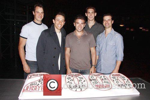 Matt Bogart, Cory Grant, Jarrod Spector, Ryan Jesse,...