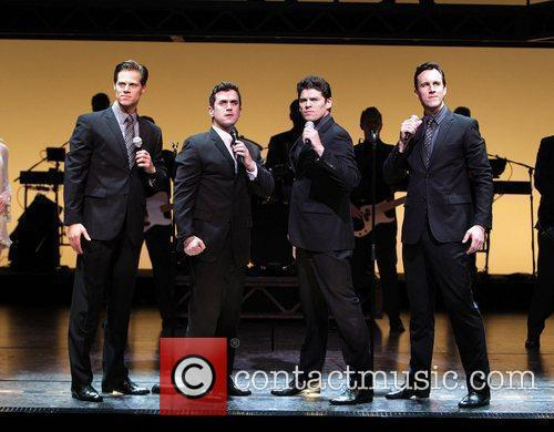 'Jersey Boys - the story of Frankie Valli...