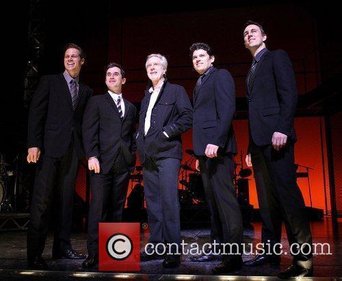 Stephen Mahy, Bobby Fox, Original Four Seasons member...