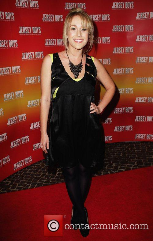 Leischen Pogue The opening night of 'Jersey Boys'...