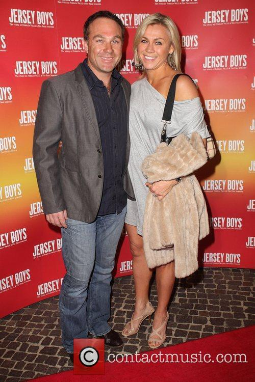 Michael Slater and guest The opening night of...