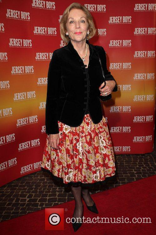 Ita Buttrose The opening night of 'Jersey Boys'...