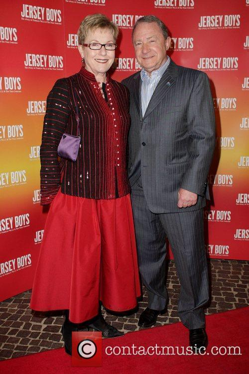 Guest and Steve Liebmann The opening night of...