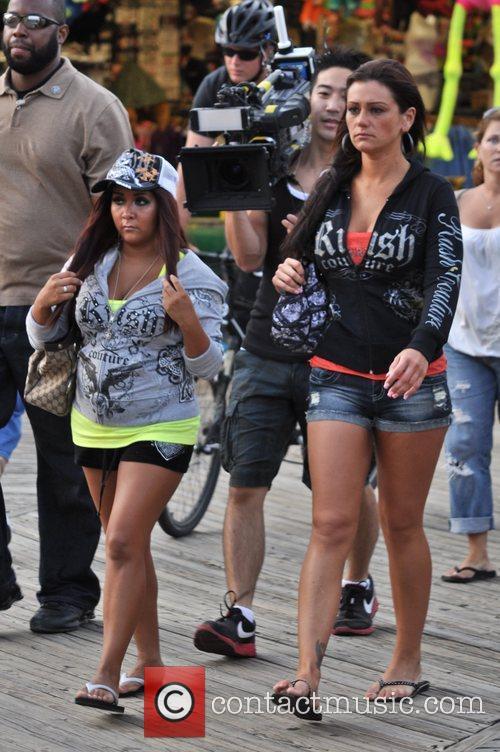 Jenni Farley and Nicole Polizzi 6