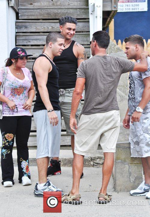 Ronnie Ortiz-Magro, Pauly Delvecchio, VInny Guadagnino, Deena Cortese...