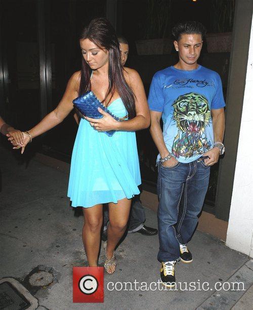 Sammi 'Sweetheart' Giancola and DJ Pauly D The...
