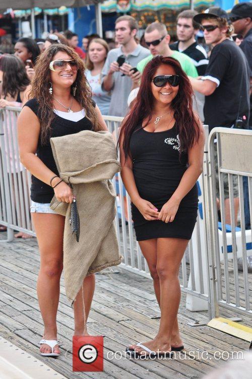 Nicole Polizzi and Deena Nicole Cortese 7