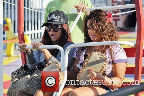 Nicole Polizzi and Deena Cortese 3