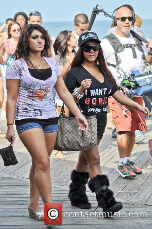 Nicole Polizzi and Deena Cortese 11