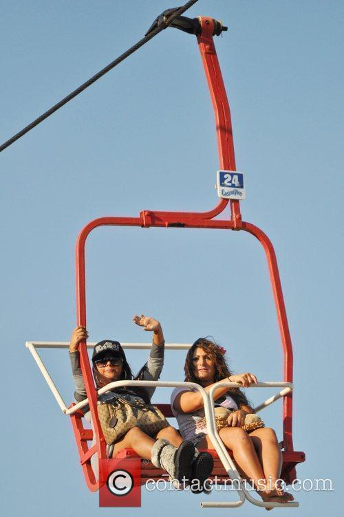 Nicole Polizzi and Deena Cortese 10