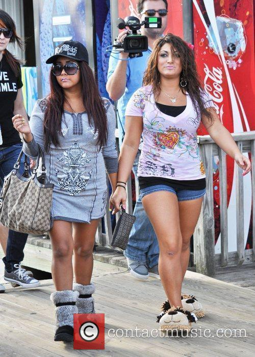 Nicole Polizzi and Deena Cortese 13