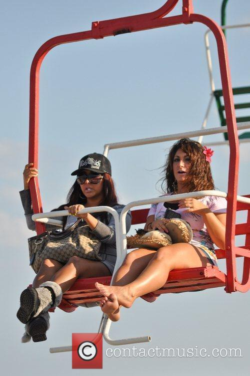 Nicole Polizzi and Deena Cortese 1