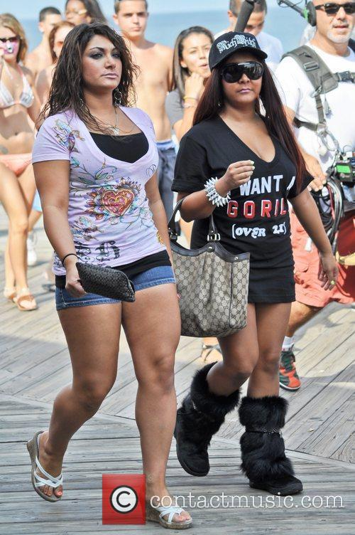 Nicole Polizzi and Deena Cortese 7