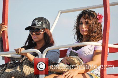 Nicole Polizzi and Deena Cortese 8