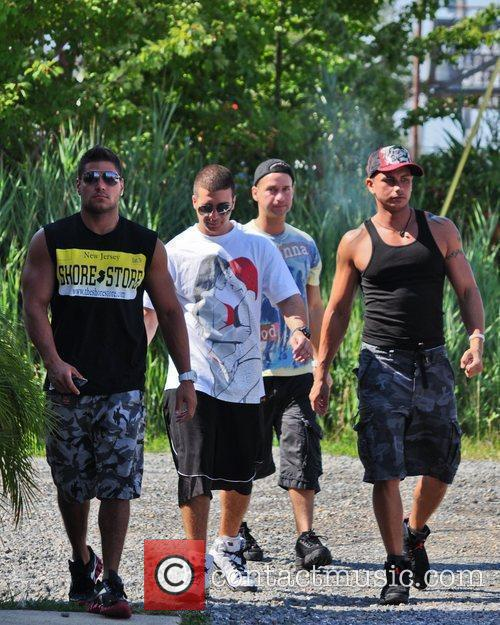 Ronnie Ortiz-magro, Jagged Edge and Mtv 1