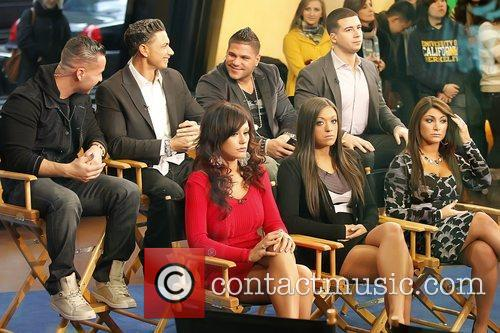 Mike Sorrentino, Jenni Farley, Jersey Shore, Mtv and Paul Delvecchio 4