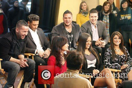 Mike Sorrentino, Jenni Farley, Jersey Shore, Mtv and Paul Delvecchio 7