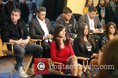 Mike Sorrentino, Jenni Farley, Jersey Shore, Mtv and Paul Delvecchio 10
