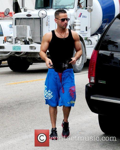 Reality star Michael 'the Situation' Sorrentino  of...