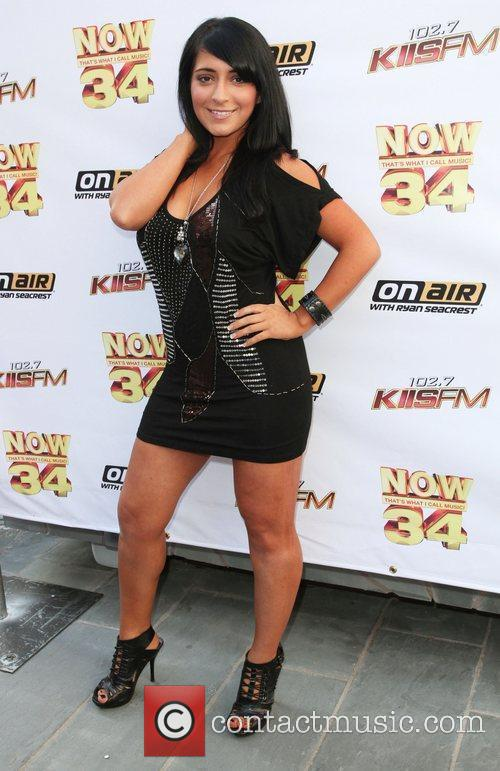 KIIS-FM Hosts 'Now 34' and 'The Jersey Shore'...