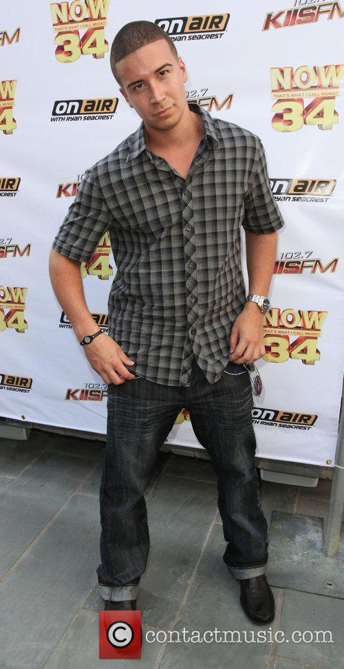 Vinny Guadagnino KIIS-FM Hosts 'Now 34' and 'The...