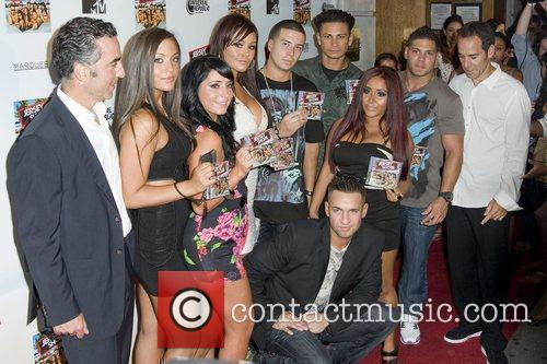 The cast of Jersey Shore  Jersey Shore...