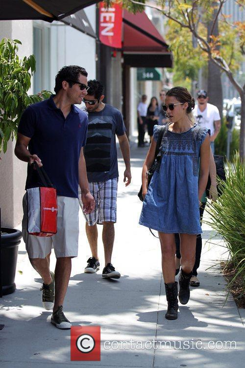 Jessica Alba and Cash Warren 7