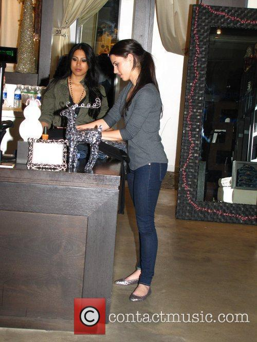 Shopping at at Paige Jeans