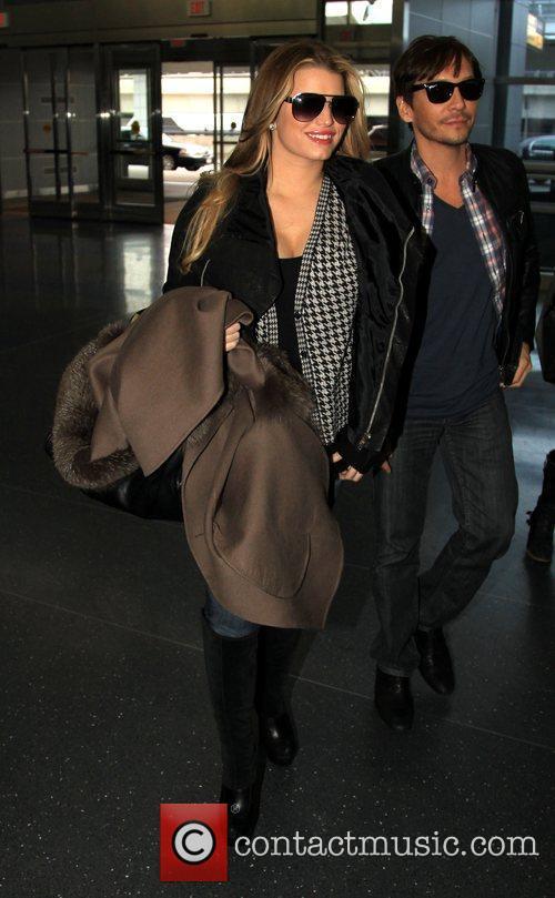 Arriving at JFK airport