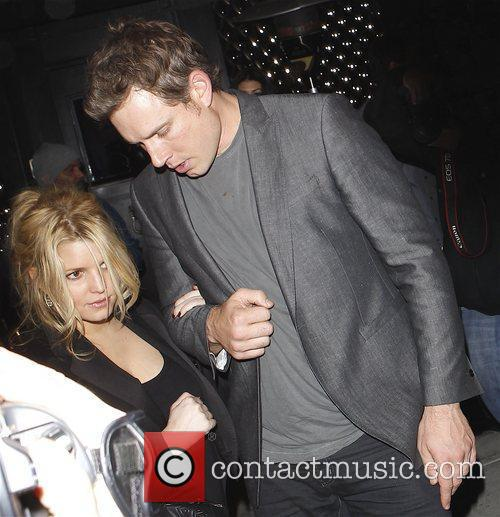 Jessica Simpson and Eric Johnson 11