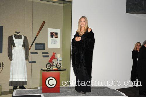 Barbra Streisand National Museum of American Jewish History...