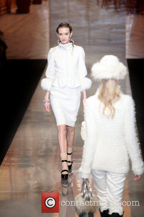 Japan Fashion Week Fall/Winter 2011 - Yuki Torii...