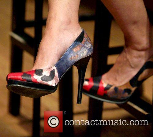 Jill Zarin's high heels 'The Real Housewives of...