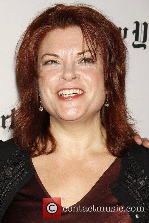 Rosanne Cash Day one of the New York...