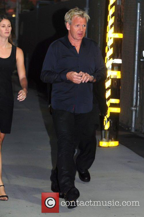 Gordon Ramsay and Jimmy Kimmel 1