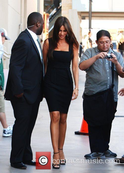 Sofia Vergara and Jimmy Kimmel 3
