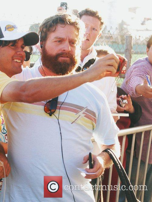Zach Galifianakis, ABC, Jimmy Kimmel, Abc Studios