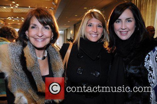 Carol Tinari, Nina Tinari and Nicole Cashman Jimmy...