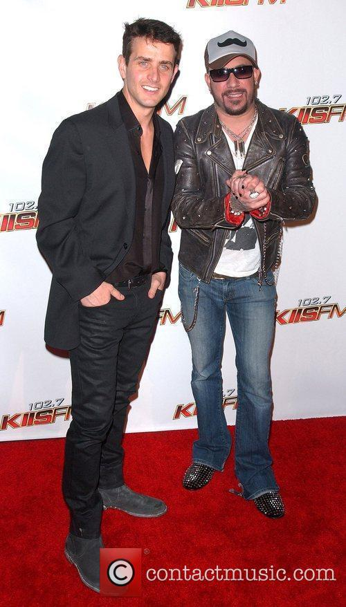 Joey Mcintyre and Aj Mclean 2