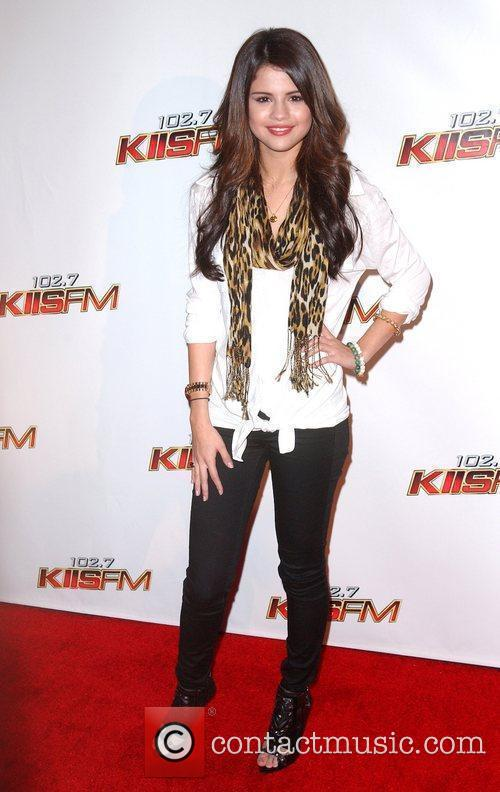Selena Gomez and Kyle Massey 3