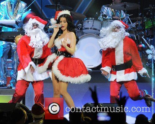 Jingle Ball at the Bank Atlantic Center. Sunrise,...