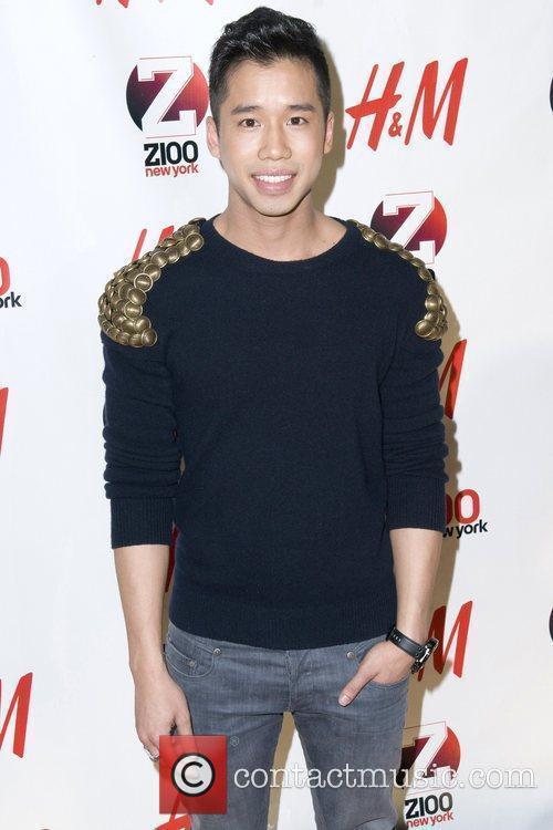 Jared Eng Z 100's Jingle Ball 2010 presented...