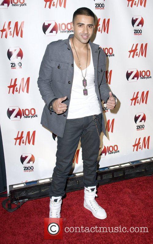 Jay Sean Z 100's Jingle Ball 2010 presented...