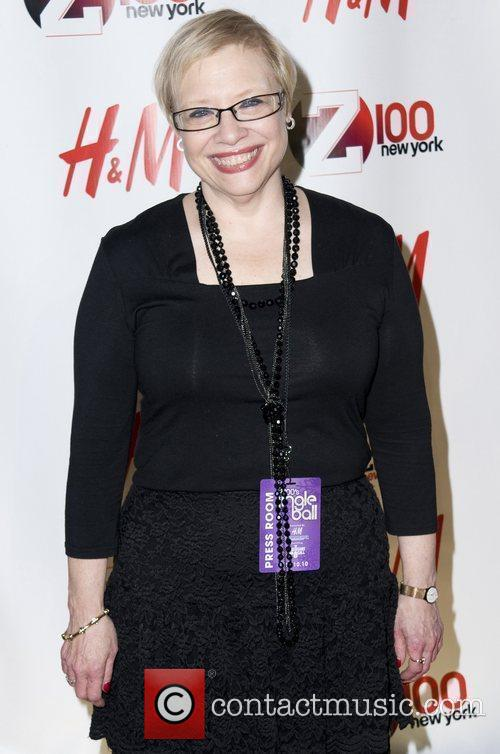 Dr Leslie Faerstein Z 100's Jingle Ball 2010...