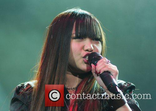 Charice Jingle Bell Ball held at the Susquehanna...