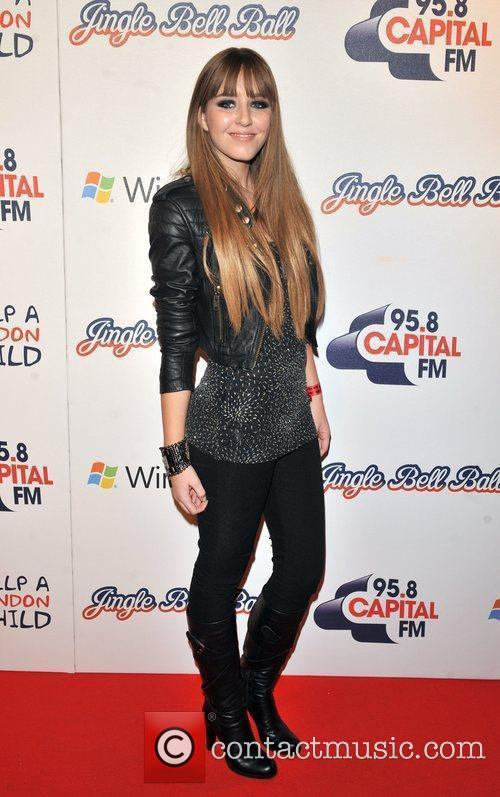 Esmee Denters The Jingle Bell Ball held at...